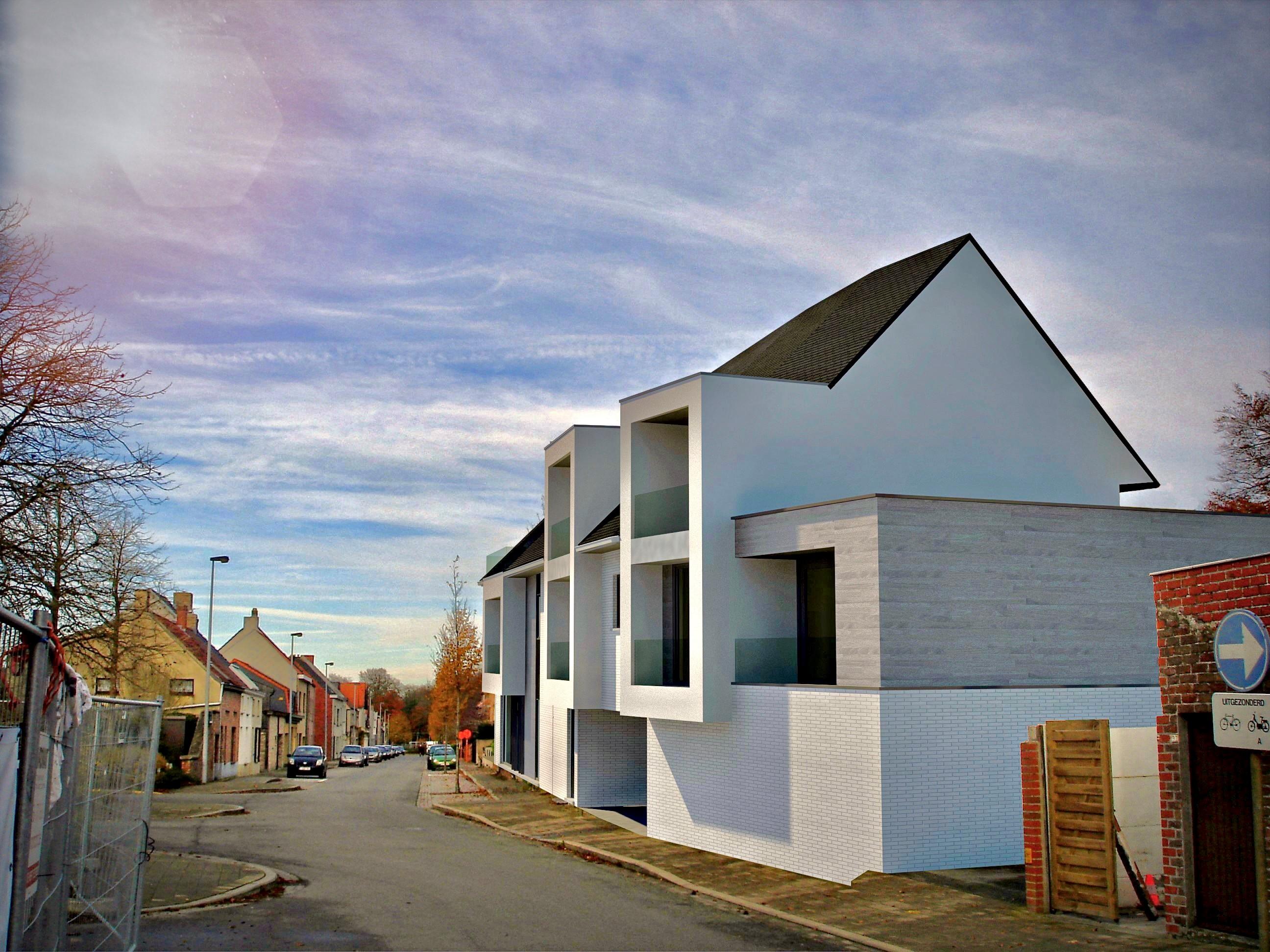 Residentie CHAVALIE in het hartje van Sint-Andries