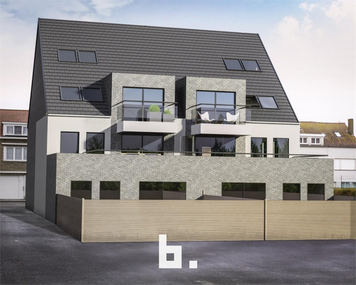 Residentie Emile - Centraal gelegen nieuwbouw appartementen