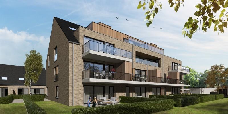 Residentie HOEDT - Eigentijdse architectuur in hartje Poelkapelle
